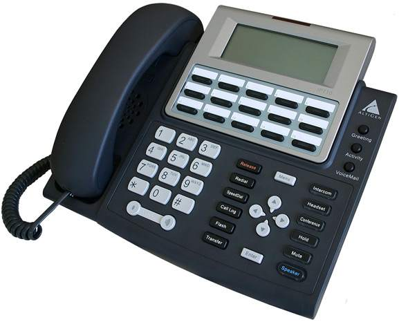 The AltiGen IP 710: A great desktop phone