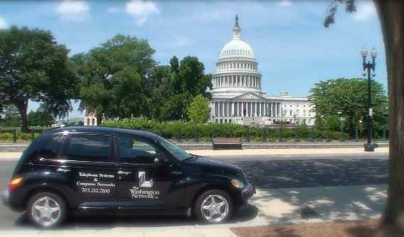 The Washington Network serves the DC metro area